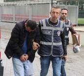 İÇ ÇAMAŞIRI - Mağazadan İç Çamaşırı Hırsızlığına Tutuklama