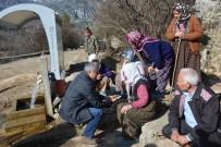 MANAVGAT ŞELALESİ - Manavgat'ta 'Torosların Kadınları Manavgat'ı Geziyor' Projesi