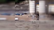 ÇAKıRLı - Mersin'de Şiddetli Yağış Taşkına Neden Oldu