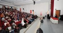 AHMET KELEŞOĞLU EĞITIM FAKÜLTESI - NEÜ'de Öğretmen Adaylarına 'STEM' Eğitimi Anlatıldı