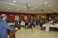 Niksar'da 'Şehir Buluşmaları' Toplantısı Yapıldı