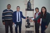 TAŞPıNAR - Okulun Bodrum Katında Mantar Yetiştirdiler