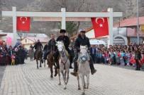 93 HARBİ - Olur'da Düşman İşgalinden Kurtluşunun 100. Yıl Coşkusu