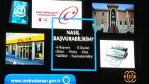 KAMU BAŞDENETÇİSİ - Ombudsman İzmirlilerle Buluştu
