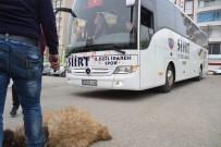 Siirt İl Özel İdarespor Otobüsüne Kavuştu