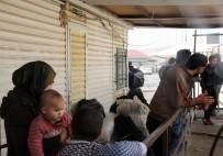 Suriyeliler Teröristlerden Temizlenen Bölgelere Dönüyor