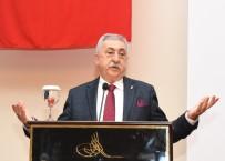 VERGİ MUAFİYETİ - TESK Başkanı Palandöken Açıklaması 'Türkçe Tabelalara Vergi Muafiyeti Getirilmeli'