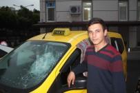 ŞELALE - Ticari Taksiye Satırla Saldırdı