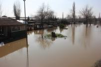 MEHMET MÜEZZİNOĞLU - Tunca Ve Meriç Nehirlerinin Debileri Düşüyor