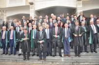 METİN FEYZİOĞLU - Uşak'ta Otopark Eylemi Yapan Avukatların Yargılanmasına Başlandı