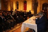 TÜRKIYE YAZARLAR BIRLIĞI - Yazar Ve Gazeteciler Gaziantep'in Basın Tarihini Konuştu