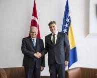BAKANLAR KONSEYİ - Yıldırım Bosna-Hersek Bakanlar Konseyi Başkanı Zvizdiçile Görüştü