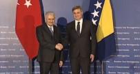 BAKANLAR KONSEYİ - Yıldırım Bosna Hersek'te Resmi Törenle Karşılandı