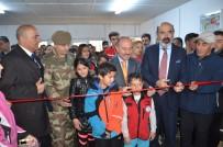 TÜRKIYE KAYAK FEDERASYONU - Yüksekova'da Kayak Kamp Merkezi Açılışı Yapıldı