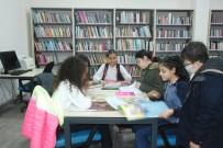 Zeytinburnu Halk Kütüphanesi Açıldı