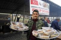 LÜTFIYE İLKSEN CERITOĞLU KURT  - 41 Kazan İskilip Dolması Mehmetçiğe Gönderildi