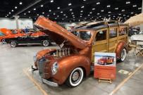KLASİK ARABA - ABD'de Klasik Otomobil Fuarı Açıldı