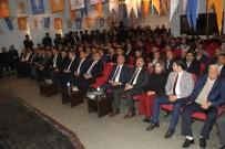ALI İHSAN MERDANOĞLU - AK Parti Muş İl Genel Meclis Üyeleri Aylık Olağan Toplantısı Malazgirt'te Yapıldı