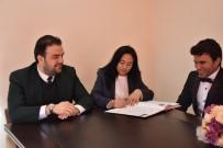 İBRAHIM YıLMAZ - AK Parti Tepebaşı Yeni Çifte Ev Kurdu