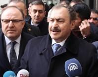 SU SIKINTISI - Bakan Eroğlu, Yağış Azlığını Değerlendirdi;