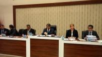 KARAKÖY - Bartın Belediyesi Mart Ayı Meclis Toplantısı Yapıldı