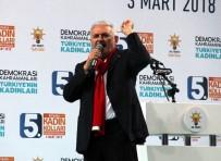 İLKNUR İNCEÖZ - Başbakan Yıldırım Açıklaması 'AK Parti İktidarıyla Kadınlar Toplumun Her Kesiminde Daha Fazla Söz Sahibi Olmaya Başladı'