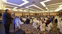 MURAT BAYBATUR - Başkan Çerçi, Sivil Toplum Kuruluşları İle Buluştu