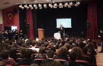 AHMET MISBAH DEMIRCAN - Başkan Demircan, Öğrencilere Bilişim Çağının Önemini Anlattı