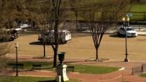 HAFTA SONU TATİLİ - Beyaz Saray'ın Önünde İntihar Etti