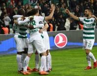 TİMSAH - Bursaspor 84 Gün Sonra Nefes Aldı