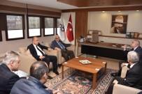 KADİR ALBAYRAK - Çorlu'da Yatırımlar Değerlendirildi