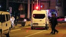 HASAN KARAHAN - Denizli'de Şüpheli Kutu Kontrollü Patlatıldı