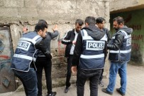 DİYARBAKIR EMNİYET MÜDÜRLÜĞÜ - Diyarbakır'da 700 Polisle Asayiş Uygulaması