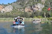 ÇEVRE BAKANLIĞI - Doğa Harikası Dalyan Kanalı Yok Olma Tehlikesi İle Karşı Karşıya