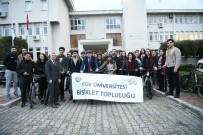 NECDET BUDAK - Ege'li Öğrenciler Kendi Bisikletlerini Tasarladı