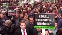 Eskişehir'de Yapılması Planlanan Termik Santrale Tepki
