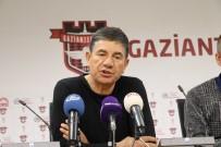 GİRAY BULAK - Gaziantepspor - Balıkesirspor Maçının Ardından