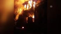 HEYBELIADA - GÜNCELLEME - Heybeliada'da Yangın