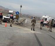 Iğdır'da Ambulans Kaza Yaptı Açıklaması 2 Ölü, 6 Yaralı
