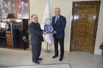 BOLAT - İl Müdürü Bolat'dan, Başkan Yaman'a Ziyaret