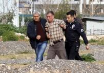 GEÇİM SIKINTISI - İntihardan Vazgeçip Polisten Kaçtı