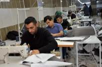 TEKSTİL İŞÇİSİ - İşçiydi Patron Oldu, 50 Kişiye İş İmkanı Sağlıyor