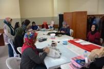 FATMA SEHER - İZMEK Kursiyerlerini Meslek Sahibi Yapıyor