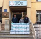 ZİYA GÖKALP - İzmit Bekediyesi'nden Geri Dönüşümü Destekleyen Okullara Fotokopi Kağıdı