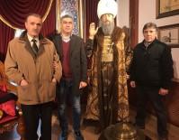 CELAL ŞENGÖR - Kanuni'nin Doğduğu Kent Olan Trabzon'dan 'Salağa' Tepki