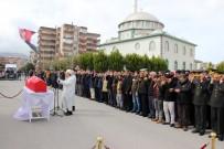 EROL AYYıLDıZ - Kazada Şehit Olan Asker Son Yolculuğuna Uğurlandı
