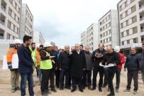 TARIM ARAZİSİ - Manisa'da Adeta Yeni Bir İlçe İnşa Ediliyor