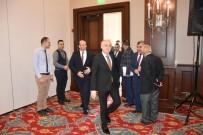 BÜLENT TEKBıYıKOĞLU - Mardin'de Vatandaş Odaklı Hizmet Seferberliği Toplantısı