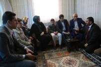 MEHMET EKİNCİ - Mehmet Ekinci Ev Ziyaretlerine Devam Ediyor