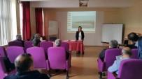 İŞ GÜVENLİĞİ UZMANI - Müdür Yardımcılarına 'İş Sağlığı Ve Güvenliği' Eğitimi
